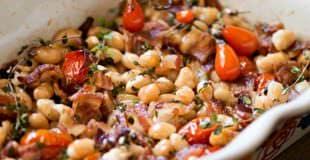 Smoky Bacon and Bean Casserole Recipe
