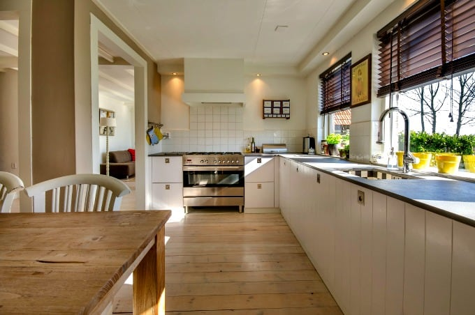 How to Have A Spotless Kitchen 247