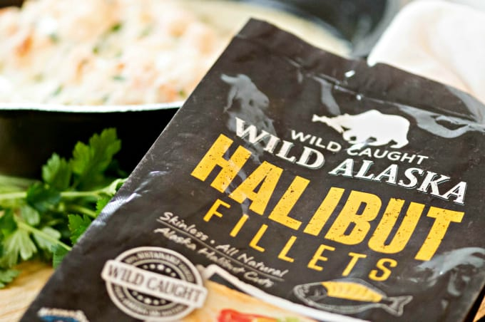 Find Alaska Halibut at your local grocer -- even Walmart