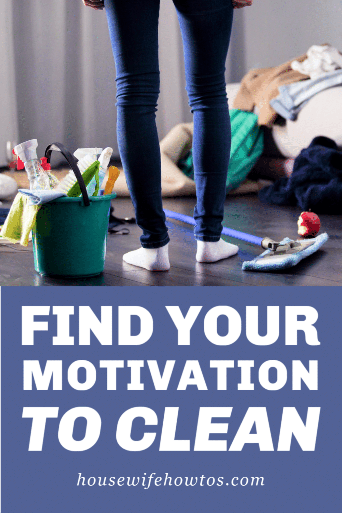 Steps to Get Motivated to Clean
