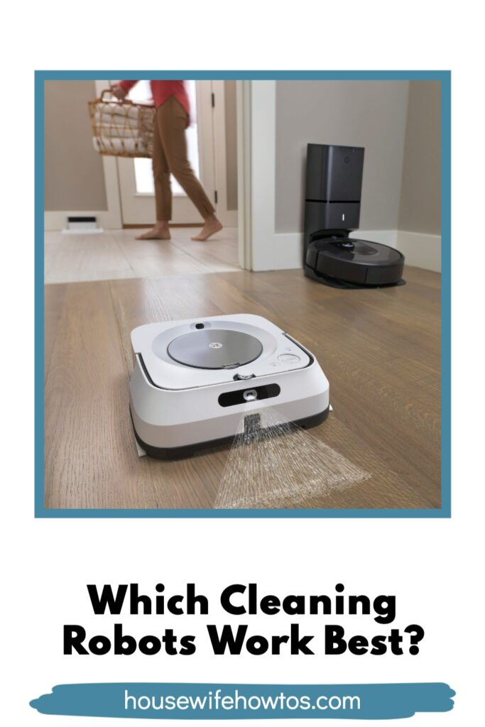 Which Cleaning Robots work Best?
