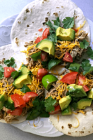 Instant Pot Pulled Mexican Pork Tacos