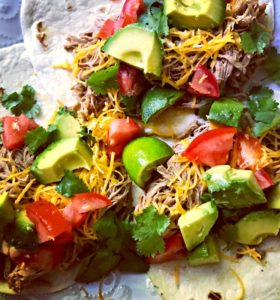 Instant Pot Mexican Pulled Pork Tacos Recipe