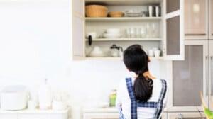 Organizing Kitchen Cupboards and Maximizing Storage