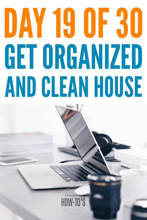 Organizing Paperwork and the Home Office - What documents to keep and how to file them #organizing #paperwork #getorganized #homeorganization