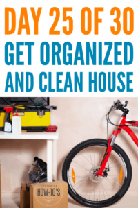 Organizing Garages - Turn your garage from a dump to a well-organized storage spot with these tips #cluttercontrol #getorganized #clutter #homeorganization