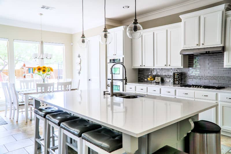 Clutter hot spots - Kitchen counters