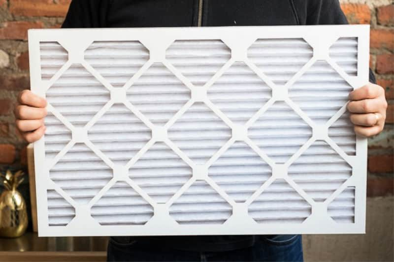 Clean furnace filter