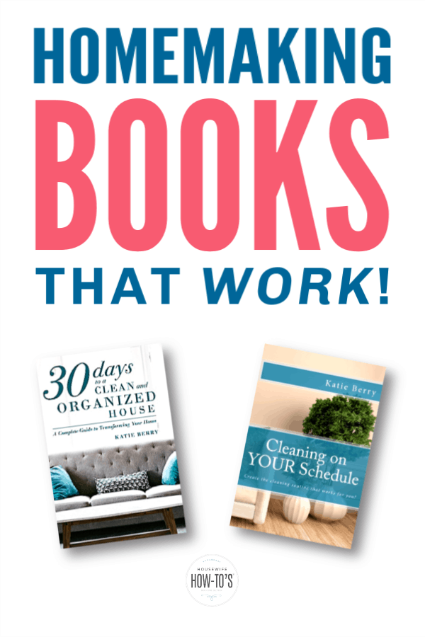 Homemaking Books that Work