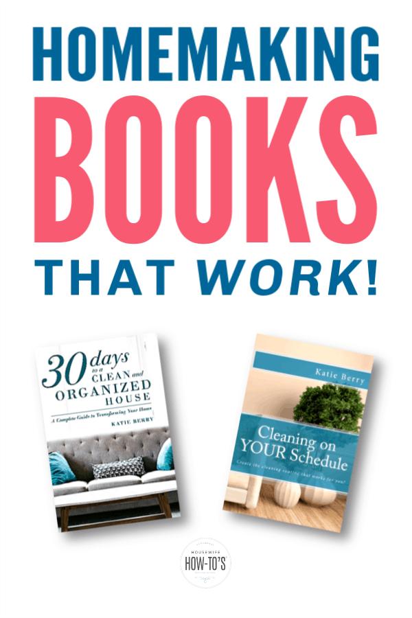 Homemaking Books that Work