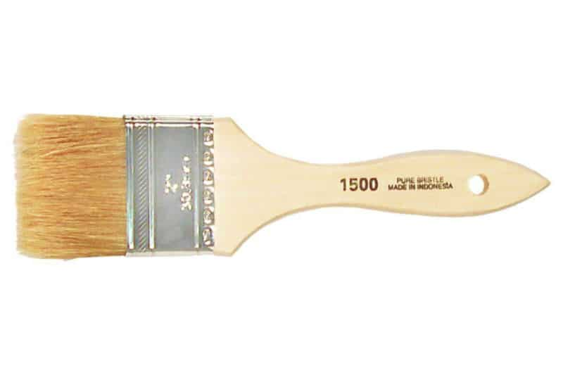 Paint brush for walls
