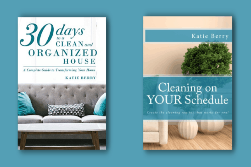 Homemaking Books by Katie Berry