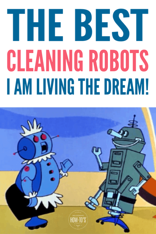 The Best Cleaning Robots - I am Living the Dream!