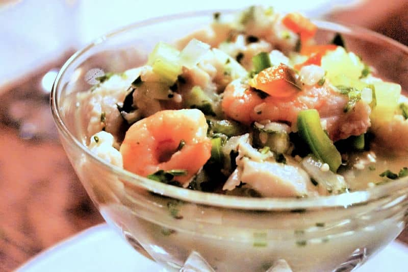 The Only Ceviche Recipe You Need Traditional Or Vegan
