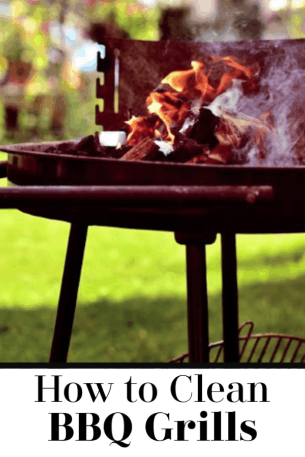How to Clean Dirty BBQ Grills