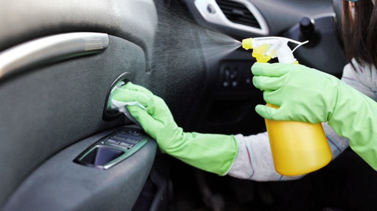 How to Clean Your Car's Interior - Featured