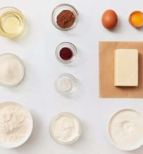 List of ingredients you can substitute in cooking