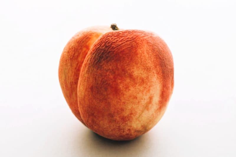 A single peach