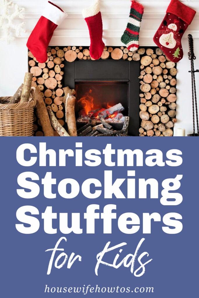 Christmas Stocking Stuffers for Kids