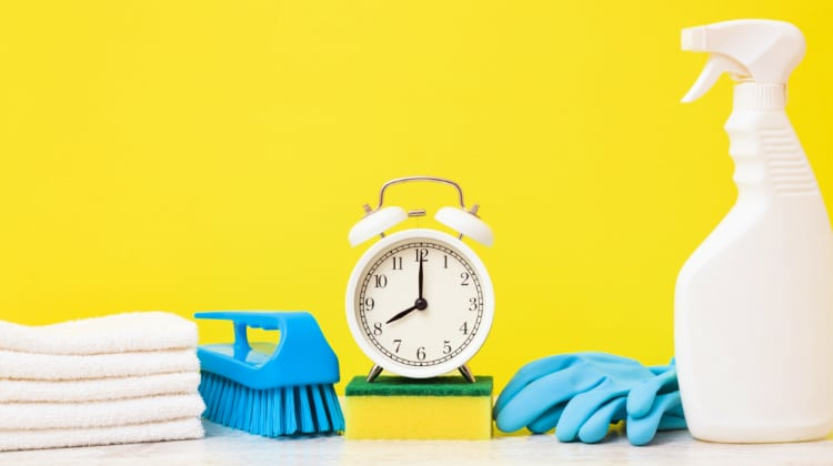 How to Keep Your Home Clean Longer