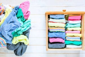 The Golden Rules of Decluttering and Organizing Your Home