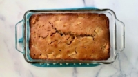 Fresh baked Apple Bread Recipe