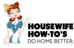 Housewife how-tos logo