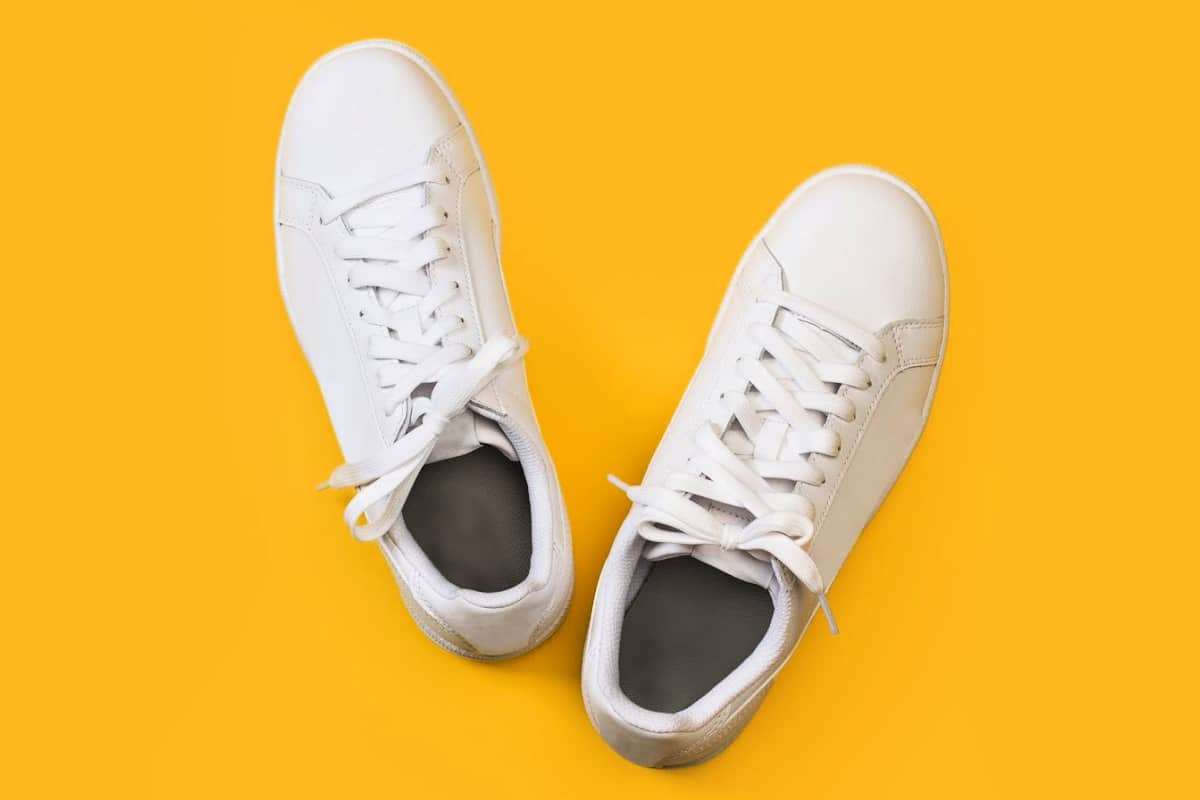 How To Clean Smelly Shoes And Keep Them