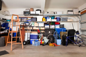 Garage Spring Cleaning Checklist