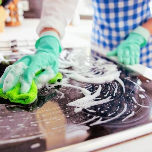 Weekly Kitchen Cleaning Routine Checklist