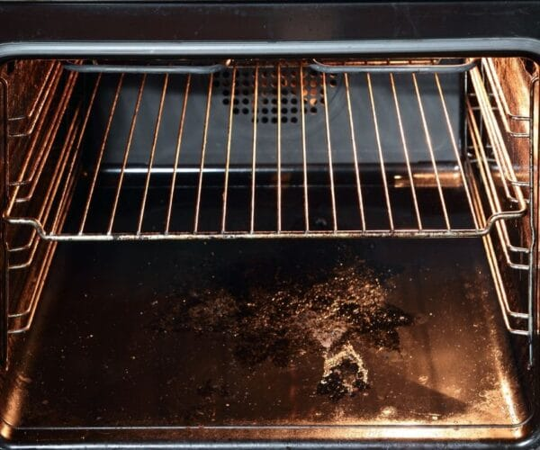 Natural oven cleaner homemade recipe