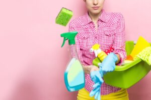 9 Shortcuts to Fake a Clean House